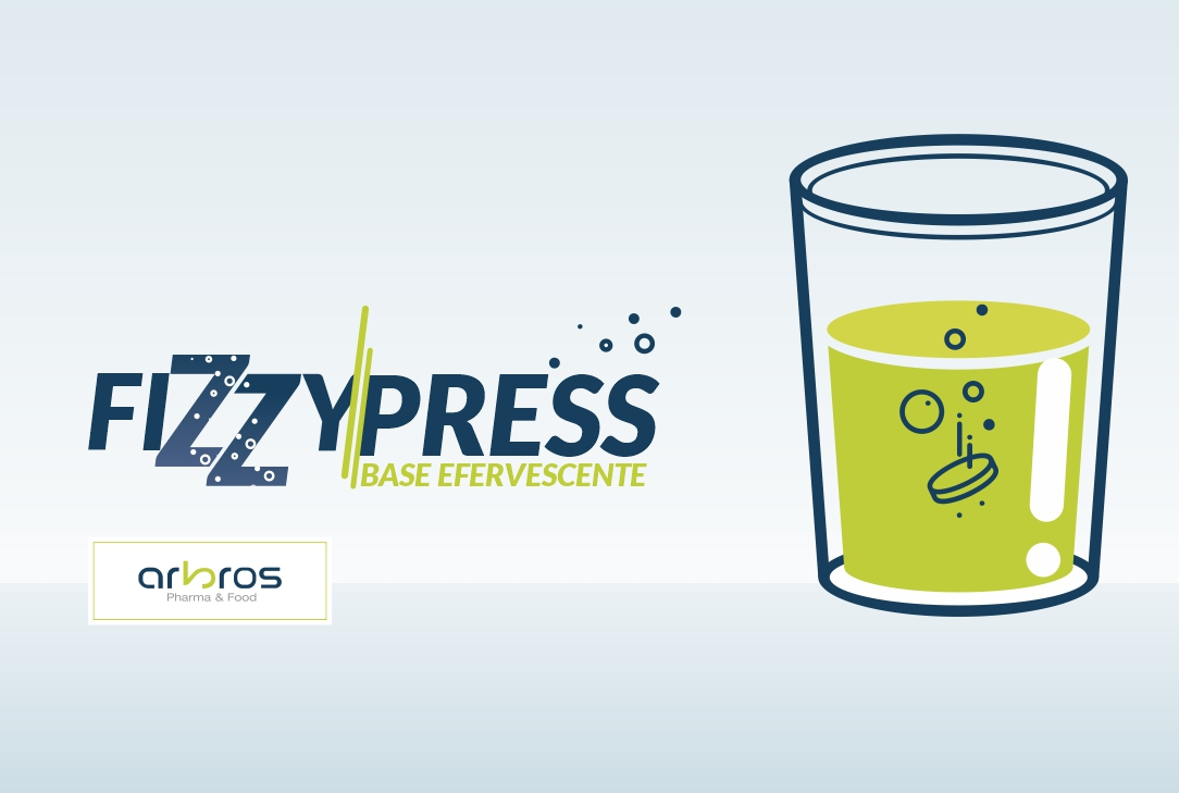 Base Efervescente Fizzypress