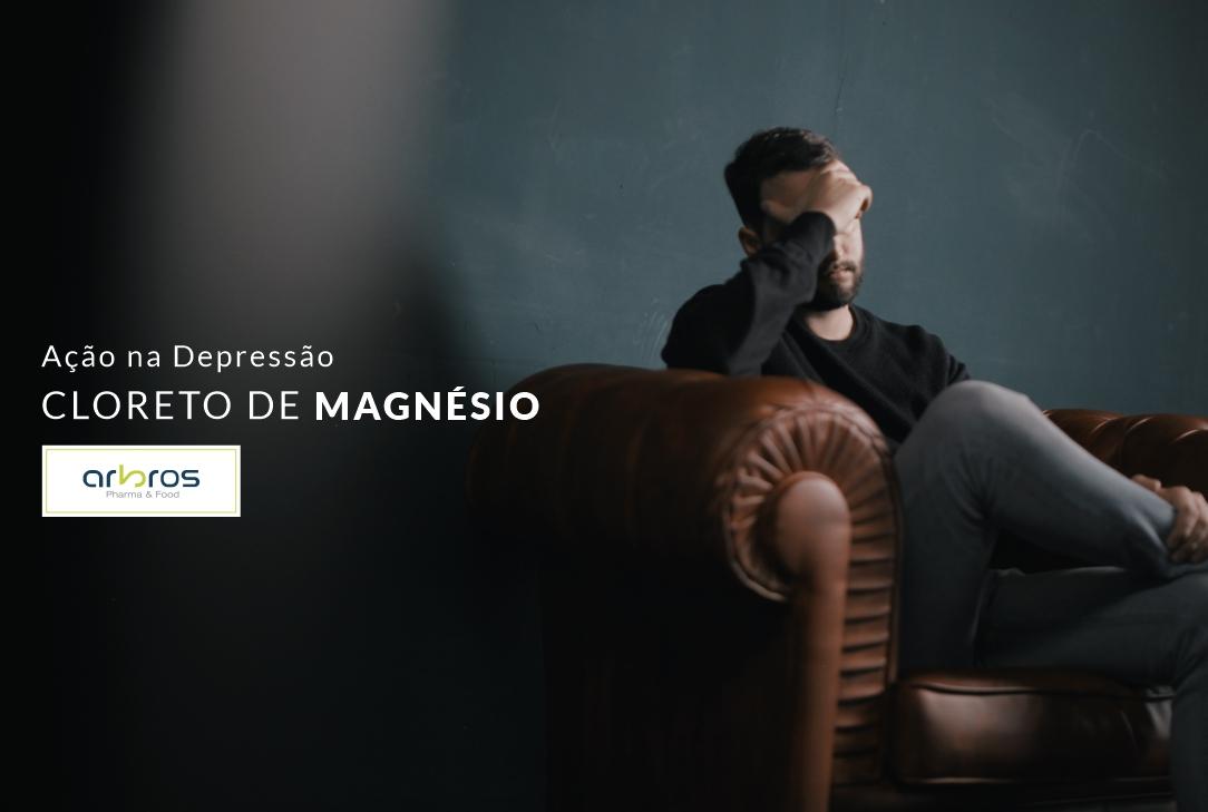 Ação na Depressão - Cloreto de Magnésio