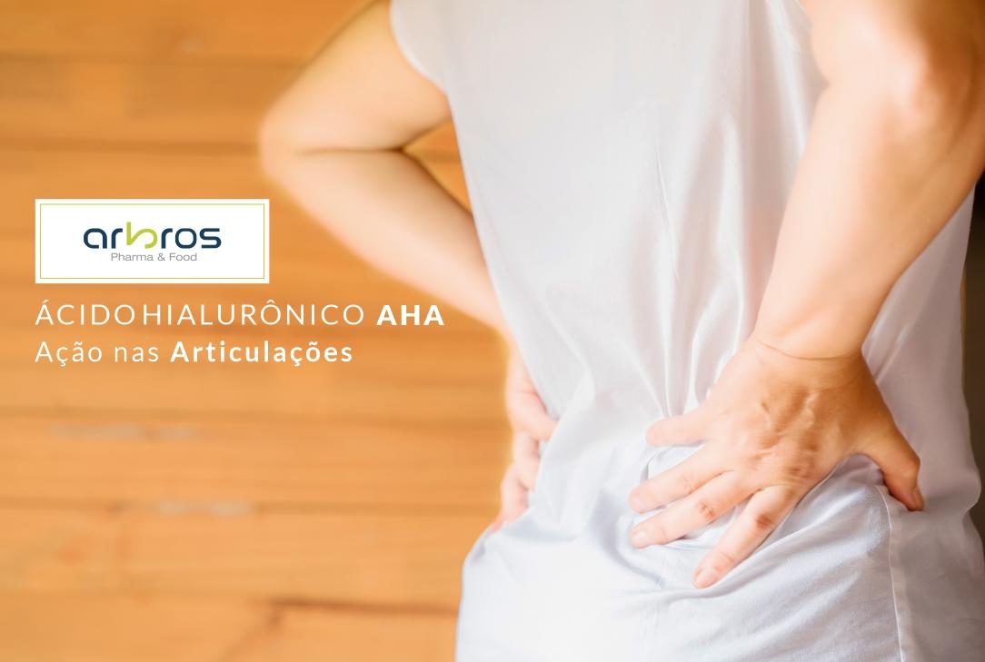 Ácido Hialurônico e sua ação nas articulações