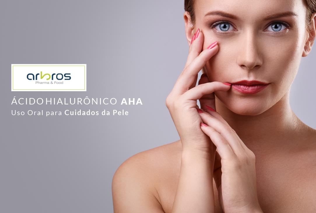 Ácido Hialurônico de uso oral