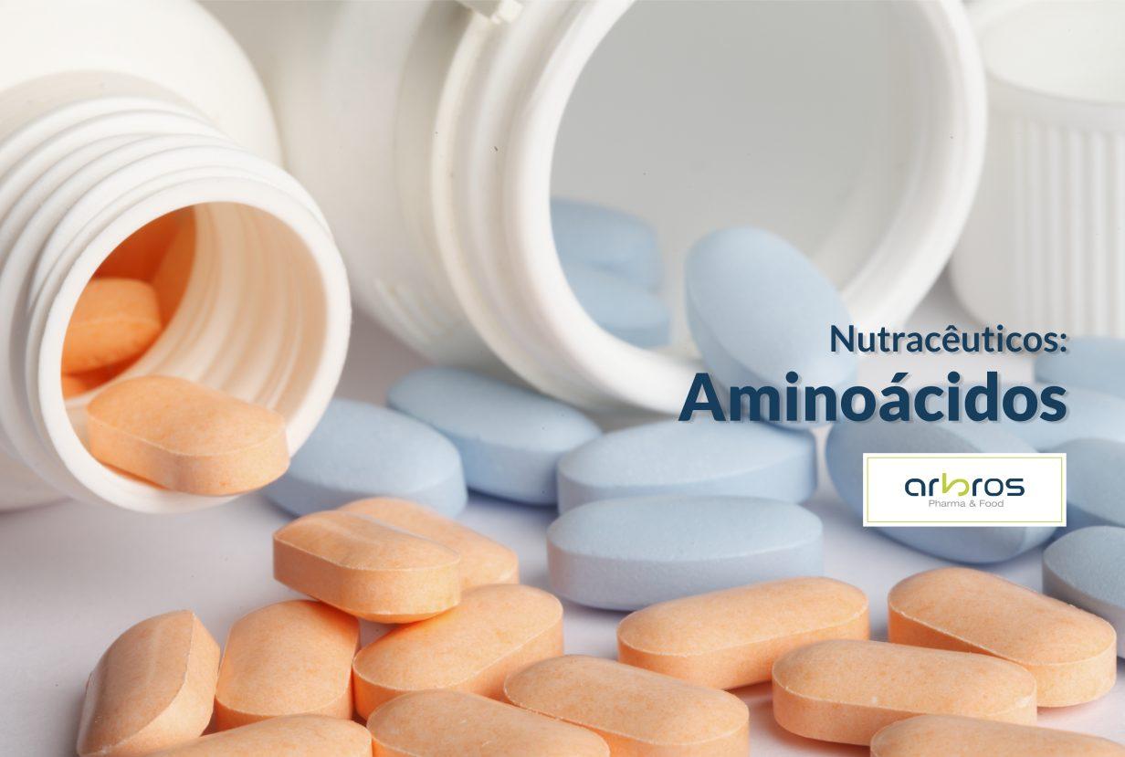nutracêuticos aminoácidos