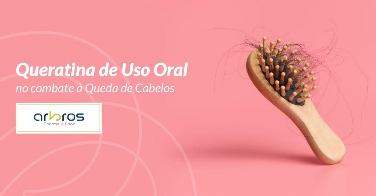Queratina uso oral queda de cabelos